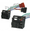 Adaptor ISO/ radio VW Golf5, Passat, Touran, Skoda