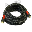 Kabel HDMI 3m oplot HQ