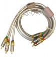 Kabel RCA 3* wtyk-wtyk DIGITAL MRS 1,5m