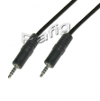 Kabel Jack 2,5mm- 4pin  Wtyk-Wtyk 1,5m